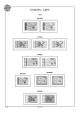 Albové listy A4 POMfila Europa – C.E.P.T. 1956-1973 - nezasklené, (54 listů), vč. zesílených obalů, papír 160g
