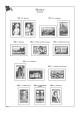 Albové listy A4 POMfila Francie – 1945-1964 - nezasklené (65 listů), vč.zesílených obalů, papír 160gr.