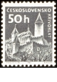 Hrady a zámky - čistá - č. 1337