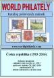 Katalog poštovních známek - Česká republika (1993-2016) - World Philately 2017