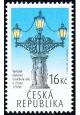 Technické památky - Veřejné plynové osvětlení ulic - 170 let - č. 940 - za nominál