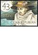 Karel Hynek Mácha - razítkovaná známka - č. 625