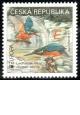 EUROPA - Národní ptáci – Ledňáček říční - č. 1026 - za nominál