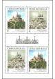 Pražský hrad v ročních obdobích - č. 1027-1028 - za nominál