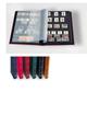Album na známky - LEUCHTTURM A4 - 16 stran - černý listy - LS 4/8 - BASIC S16