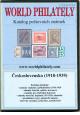 Katalog po�tovn�ch zn�mek - �eskoslovensko - (1918-1939) - World Philately 2009