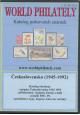 Katalog po�tovn�ch zn�mek - �eskoslovensko (1945-1992) - World Philately 2010