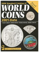 2008 Standard Catalog of World Coins 2001 - Date