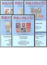 Větší obrázek - 7x CD-ROMu  - ČSR I. a II., ČR, SR, Protekt., Slovenský st. a Rakousko