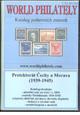 Katalog poštovních známek  - Protektorát Čechy a Morava (1939-1945) – World Philately 2006