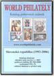 Katalog poštovních známek - Slovenská republika (1993-2006) - World Philately 2007