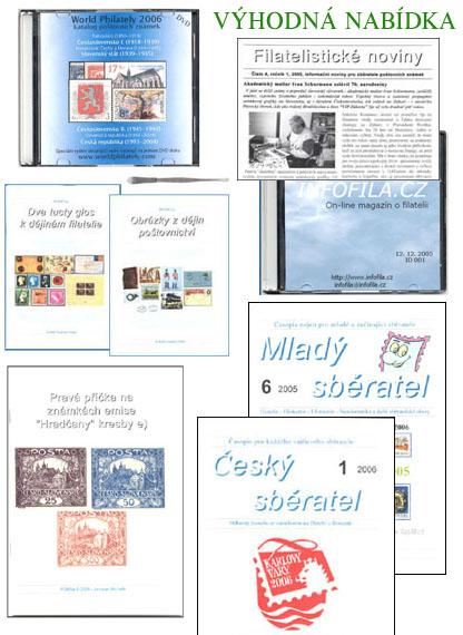 Výhodná sada: 1DVD, 1 CD, 3 brožurky, 3 předplatné + pinzeta