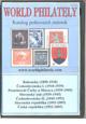 DVD katalog poštovních známek World Philately 2007