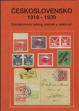 Merkur-Revue: Československo 1918 - 1939 Specializovaný katalog známek a celistvostí