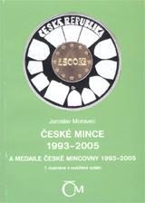 Větší obrázek - České mince 1993 - 2005 a Medaile České Mincovny 1993 - 2005