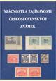 Vzácnosti a zajímavosti československých známek