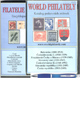 SLEVA: DVD World Philately 2007, Encyklopedie filatelie, propiska