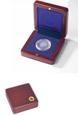 Dřevěná etue na minci - 41 mm
