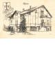 Dřevěné pohlednice - Úpice - No. 66