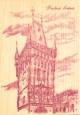 Dřevěné pohlednice - Prašná brána