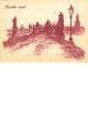 Dřevěné pohlednice - Karlův most