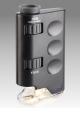 Kapesní mikroskop s žárovkovým osvětlením - LCH MC01 - D 177A