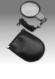 Lupa kapesní v pouzdře - LCH NL50A - D 088
