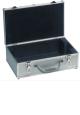 Mincovní kufr bez plat - na 12 mincovních plat - KO 6 LEER