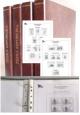 Albové listy Polsko 1860-1939 - (75 listů), A4, papír 160 g - 1x desky, 1x archivní box, vč. zesílených obalů