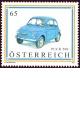 Puch 500 - Rakousko - 0,65 Euro