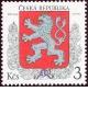 Malý státní znak - DV ZP 25/2 - ryska přes ocas