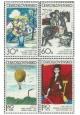 Česká a slovenská grafika - čistá - č. 2005-2008