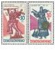 60. výročí VŘSR a 55. výročí vzniku SSSR - čistá - č. 2281-2282