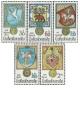 Zvířena v heraldice - městská privilegia - čistá - č. 2378-2382