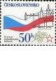 15. výročí čs. federace - čistá - č. 2627