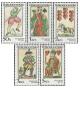 Hrací karty - čistá - č. 2656-2660