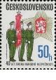 40. výročí SNB - čistá - č. 2691