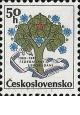 20. výročí čs. federace - čistá - č. 2874