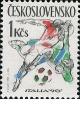Mistrovství světa v kopané ITALIA 1990 - čistá - č. 2941