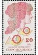 Poštovní banka - čistá - č. 3021