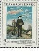 Světová výstava poštovních známek PRAGA 1968 - Henri Rousseau - čistá - č. 1624