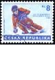 Mistrovství světa ve skibobech - razítkovaná - č. 170