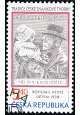 Tradice české známkové tvorby - razítkovaná - č. 243