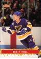 Hokejové kartičky Pro Set 1992-93 - GTL - Brett Hull - 8