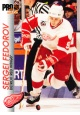 Hokejové karty Pro Set 1992-93 - Sergei Fedorov - 40