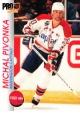 Hokejové karty Pro Set 1992-93 - Michal Pivoňka - 201