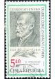 Tradice české známkové tvorby - razítkovaná - č. 281