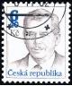 Prezident ČR Václav Havel - razítkovaná - č. 335