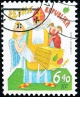 Mikulášská nadílka - razítkovaná - č. 336