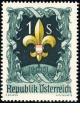 Rakousko - čistá - č. 966